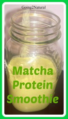 I mentioned in my last smoothie post (Creamy Raspberry Smoothie), I will be sharing some really great smoothies with you guys. You have to try this matcha protein smoothie! It is a great smoothie to start off your morning. The matcha will give you a nice boost of energy without giving you the jitters and …