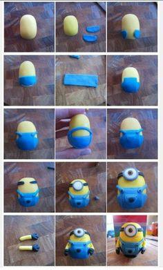 How to do a minion?