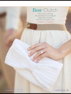 Cute crochet clutch purse   The Veggie Mama