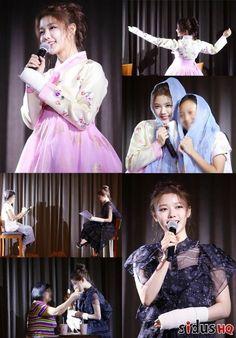 Tay bó bột, Kim Yoo Jung vẫn xinh như nữ thần, nhí nhố đùa với fan HTV2 - Phim Hàn Quốc | Show hấp dẫn - Trang chủl