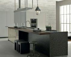 Más detalles sobre las cocinas ICON
