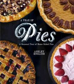 What's better than pie? How about recipes for 60 delicious pies and tarts from cooking maven Ashley English and top food bloggers like Beatrice Peltre, Aran Goyoaga, and Jessie Oleson? These beautiful