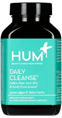 HUM vitamins Referral code 105716 for $10 off. Daily Cleanse helps clear your skin & body from toxins