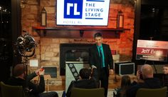 Jeff Evans performs for the Living Stage Magic Show, Corporate Events, Olympia, The Magicians, Evans, Seattle, Stage, Entertaining, Corporate Events Decor