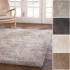 """Lorelei Serenia Rug (7'6 x 9'4 ) by Christopher Knight Home (Grey/White), Size 7'6"""" x 9'6"""" (Polypropylene, Solid)"""