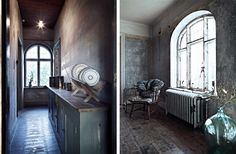 Beautifully Worn Out 1925 House in Osterlen