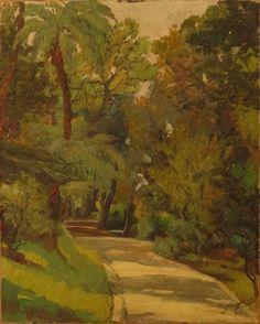 I parchi di Nervi (Saverio Seassaro - Genova, 1917)