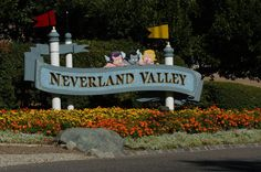 Sign at Michael Jackson's Neverland Valley Ranch. :)