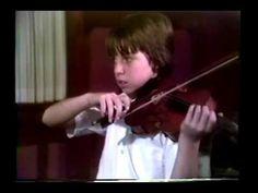 Ivan Galamian Masterclass - Joshua Bell 1980--- the legendary violin teacher like Dorothy Delay- Galamian;s masterclass with Joshua Bell.  Shocking to see his shocking pink sweater...  :)