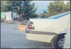 A man breaking a car window (trae84 via Reddit)