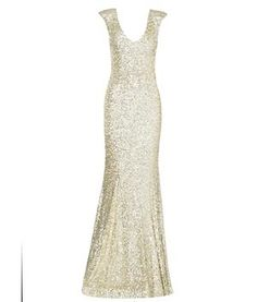 On bucket list: going to a New Year's Eve party ritzy enough to wear a dress like this