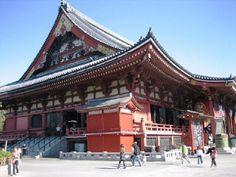 Tokyo Japan Attractions | 3186730-The_famous_Asakusa_Shrine_at_Tokyo_Japan-Tokyo_to.jpg