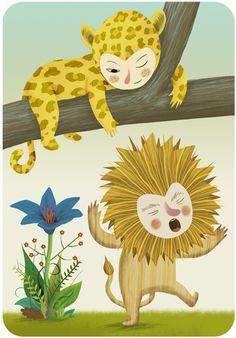 Nikko Barber Illustration