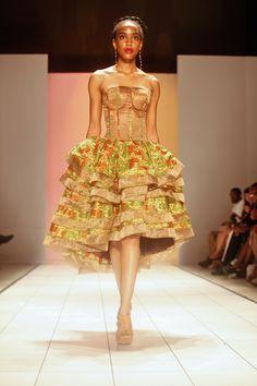 Sarfo of Styles @afwny 2011 fashion africanfashion newyork ny