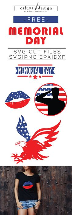 Free Memorial Day SVG, PNG, EPS & DXF by Caluya Design. Compatible with Cameo Silhouette, Cricut and other major cutting machines!Perfect for your DIY projects, Giveaway and personalized gift. Cricut Fonts, Cricut Vinyl, Svg Files For Cricut, Vinyl Decals, Cricut Explore, Free Printable Clip Art, How To Make Planner, Owl Clip Art, Silhouette Cameo Projects