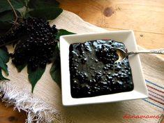 Dulceata de soc Blackberry, Fruit, Desserts, Food, Canning, Tailgate Desserts, Blackberries, Deserts, Eten