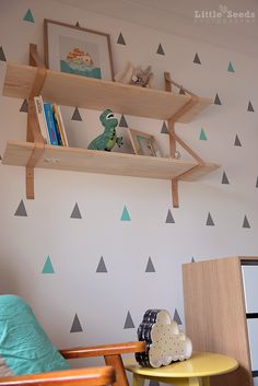Designed by Milka Interiors. Newborn Room, Room Tour, Baby Room Decor, Play Houses, Room Inspiration, Playroom, Kids Room, Nursery, House Design