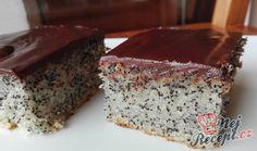 Makový koláč připravený za 10 minut | NejRecept.cz