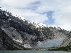 **Nigardsbreen Glacier - Sogndal Municipality, Norway