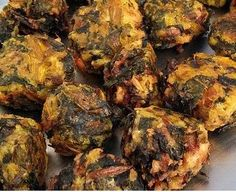 Great Everyday African Food and Beautiful Culture: Zambian Bean and Cabbage Fritters, , Read Recipe by icookdifferent Zambian Food, Food Tags, Fritters, Tandoori Chicken, I Foods, Food Dishes, Entrees, Easy Meals, Easy Recipes