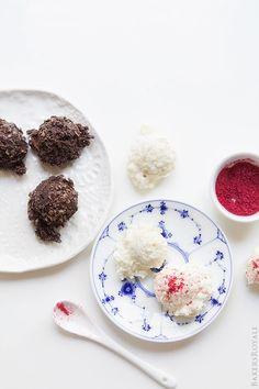 Chocolate Coconut Haystacks_Bakers Royale