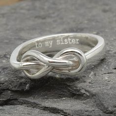 Infinity ring maid of honor gift maid of honor best by JubileJewel Infinity Knot Ring, Infinity Jewelry, Gifts For Wedding Party, Party Gifts, Wedding Favors, Diy Wedding, Wedding Stuff, Dream Wedding, Wedding Ideas