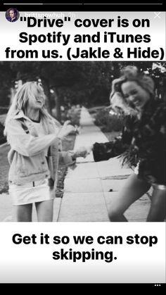 Brittany Snow & Kelley Jakle- Jakle & Hide #Drive