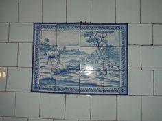 Delfts-blauw-tegel-tableau