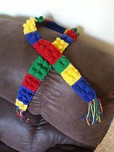 Lego sjaal