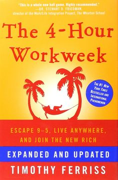 Develop Good Habits The 4-Hour Workweek
