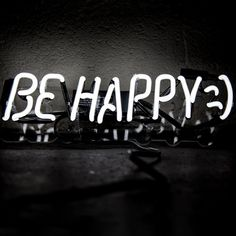 Just be...