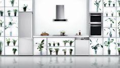 Whirlpools green aid kitchen