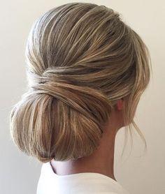 Featured Hairstyle: Hair and Makeup Girl •HMG• Heidi Marie (Garrett) Villa; www.instagram.com/heidimariegarrett; Wedding hairstyle idea.