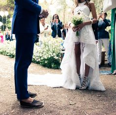 A dress that is literal goals, best of both worlds, etc etc. http://www.thecoveteur.com/erica-pelosini-wedding-capri/