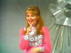 Lulu - United Kingdom, one of the four winners of the Eurovision Song Contest 1969 in Madrid