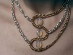 chain maille | Chain Maille Jewelry | Chain Conveyor Design