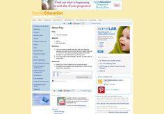 Mirror Play  http://fun.familyeducation.com/childrens-art-activities/drawing/35744.html via @url2pin