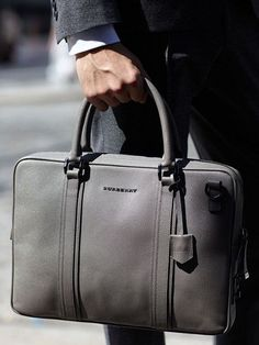 Men's Bag | The 3 Bags Every Man Should Own