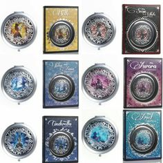 Sephora limited edition Disney princess compact mirror