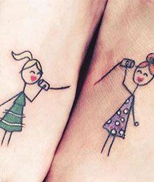 Diese 10 Schwestern-Tattoos wirst du lieben!