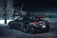 stancedautos — automotivated: R35 GT-R LibertyWalk by Marcel...