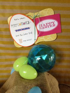Mr cottontails carrots the perfect easter gifts and ideas for you asked for new easter ideas you got them negle Images