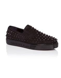 "PHILIPP PLEIN SLIP ON ""UNARI"". #philippplein #shoes #"