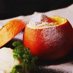 How to make Orange Souffle.