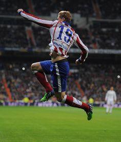 Fernando Torres Photos: Real Madrid v Atletico de Madrid