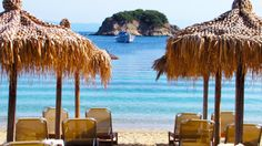 Skiathos Troulos - stayed in Troulos every time I've been to Skiathos Skiathos Island, Exotic Beaches, Greek Isles, Places To See, Scenery, Vacation, Summer 2015, World, Traveling