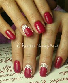 Gel Nails, Nail Designs, Make Up, Nail Art, Hair, Painting, Gel Nail, Work Nails, Nails