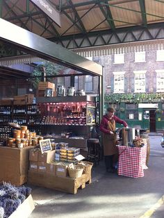 Borough Market: they stand where they sell goose fat ; England Ireland, London England, London In October, London Market, World Street, Open Market, English Shop, Market Stalls, Shop Around