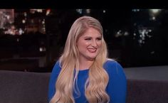 Her Smile #KimmelInterview