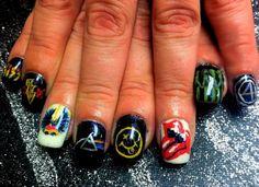 Classic Rock Nails   NAILPRO